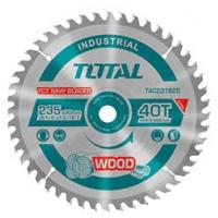 180mm Lưỡi cưa hợp kim TCT 60 răng Total TAC231413