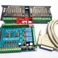 Bộ điều khiển máy CNC 2 trục V5.2